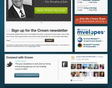 Crown – Website